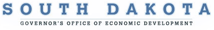 South Dakota Governor's Office of Economic Development logo